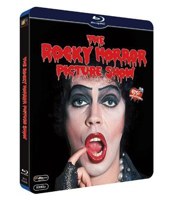 La copertina di The Rocky Horror Picture Show (blu-ray)