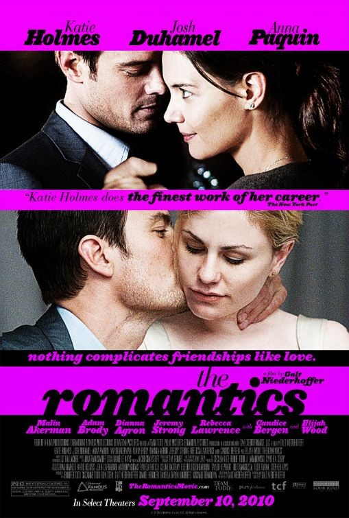 La locandina di The Romantics