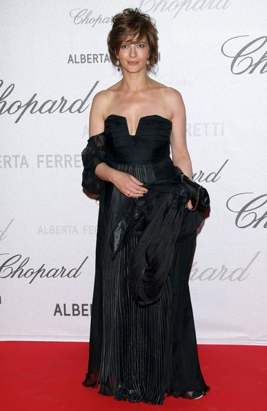 Laura Morante a Cannes 2008