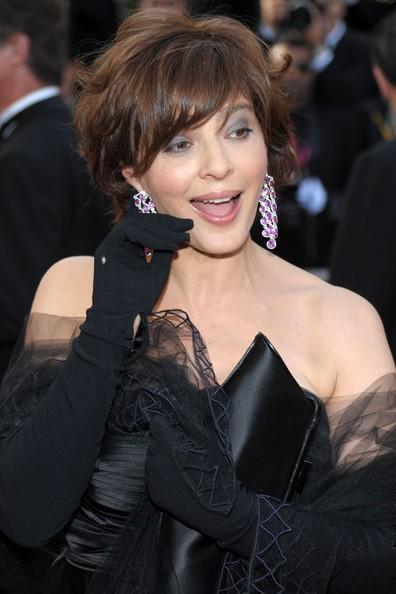 Laura Morante a Cannes 2009
