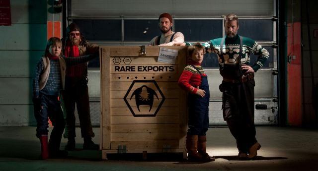 Scena del film Rare Exports: A Christmas Tal