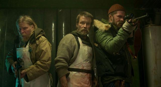 Una immagine del film Rare Exports: A Christmas Tale