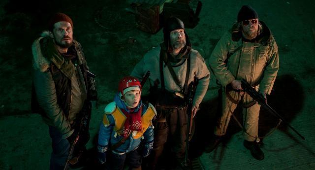 Una immagine del film Rare Exports: A Christmas Tale, del 2010