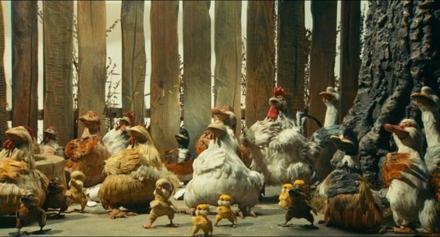 Una immagine del film The Ugly Duckling del 2010
