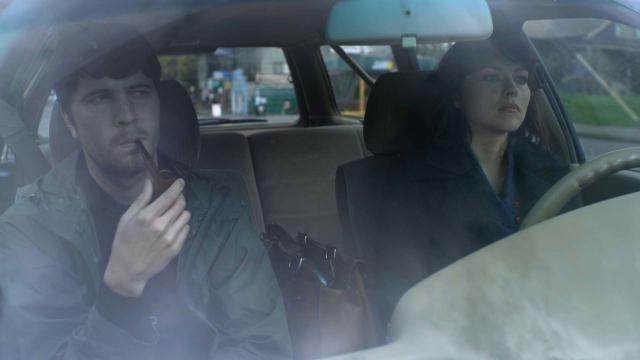 Una scena del film Cold Weather