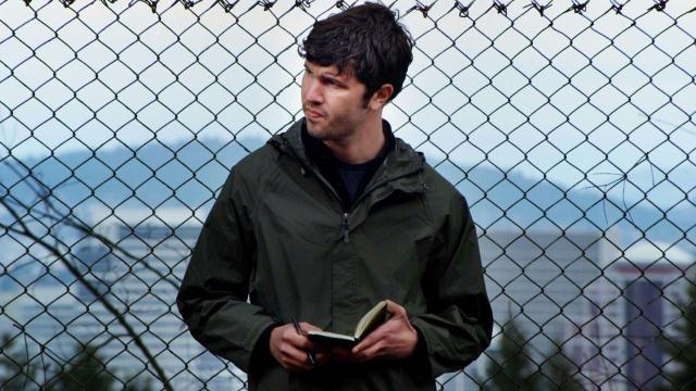 Una scena del film Cold Weather, del 2010