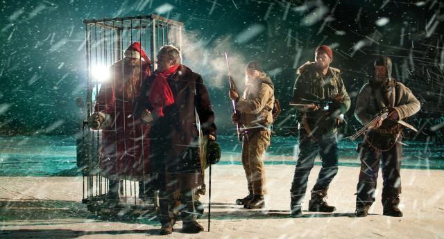 Una scena del film Rare Exports: A Christmas Tal