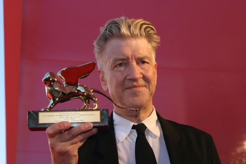 Venezia 2006: Lynch con il Leone d'Oro alla carriera