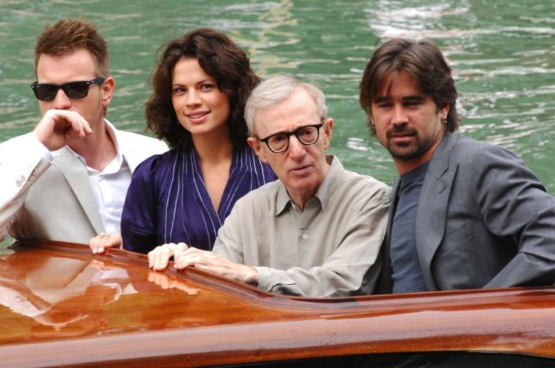 Venezia 2007: Ewan McGregor, Hayley Atwell, Woody Allen, Colin Farrell