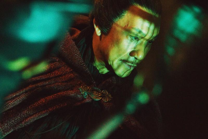 Wang Xueqi in Reign of Assassins