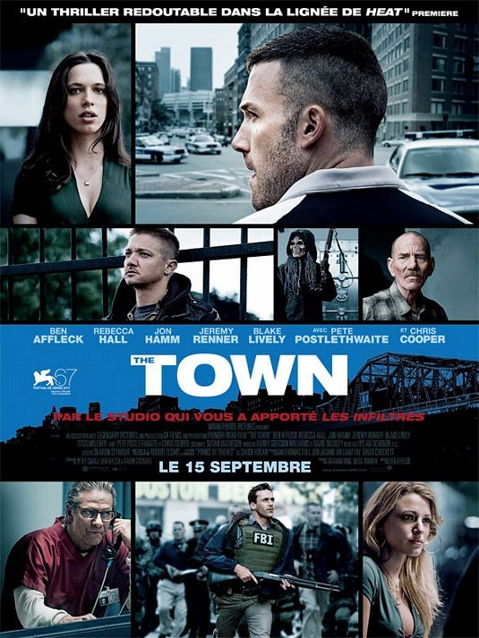 Poster francese per The Town