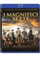 La copertina di I magnifici sette (blu-ray)