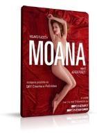 La copertina di Moana (dvd)