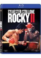 La copertina di Rocky II (blu-ray)