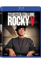 La copertina di Rocky V (blu-ray)