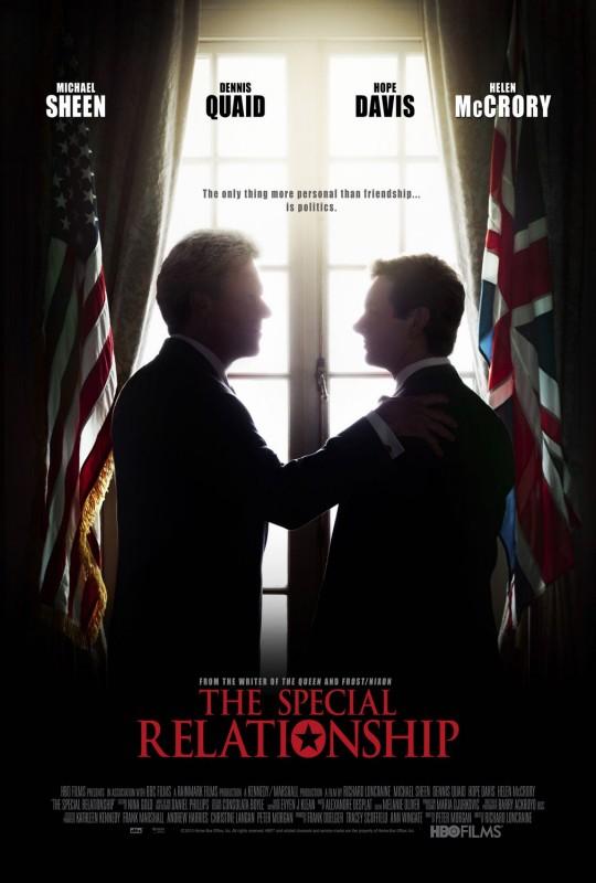 La locandina di The Special Relationship