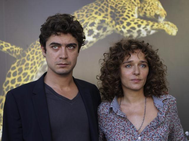 Locarno 2010: Riccardo Scamarcio e Valeria Golino presentano i due rispettivi corti, Diarchia e Armandino e il Madre