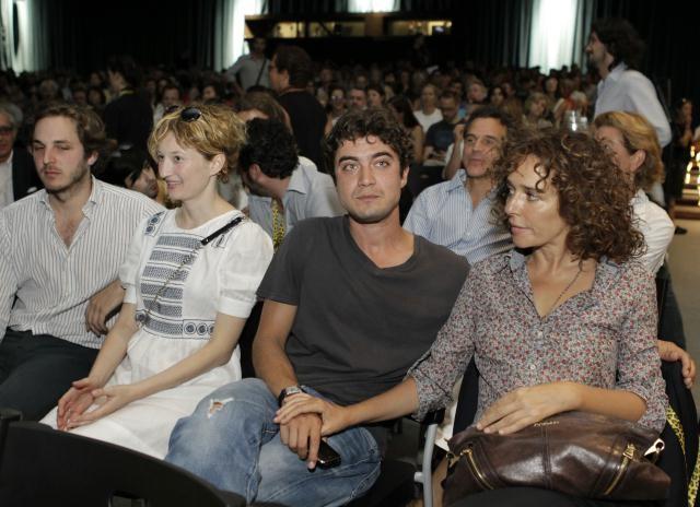 Locarno 2010: Riccardo Scamarcio, Ferdinando Cito Filomarino, Valeria Golino e Alba Rohrwacher