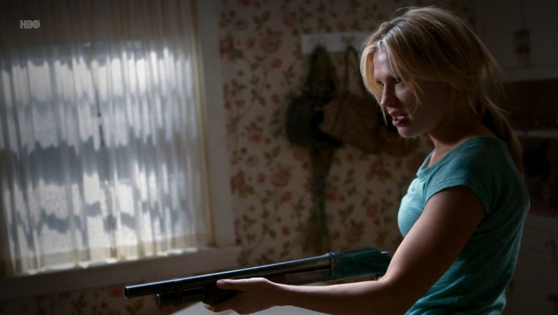Anna Paquin nell'episodio Night on the Sun di True Blood