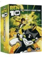 La copertina di Ben 10 - Stagione 4 (dvd)