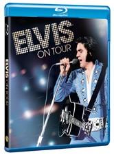 La copertina di Elvis on tour (blu-ray)