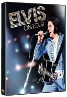 La copertina di Elvis on tour (dvd)