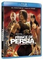 La copertina di Prince of Persia: Le sabbie del tempo (blu-ray)