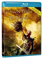 La copertina di Scontro tra titani (blu-ray)
