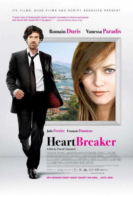 Un poster USA del film Heartbreaker