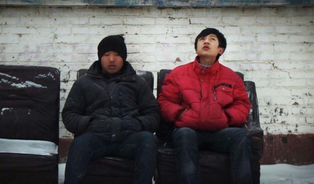Una scena del film Winter Vacation (2010)