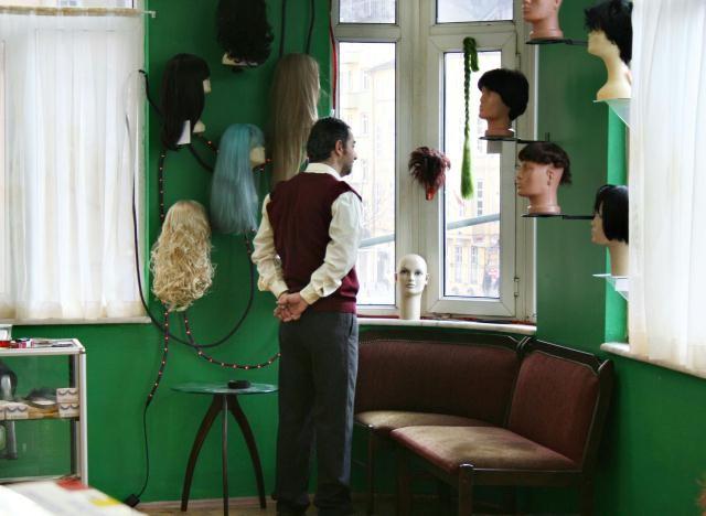 Un'immagine del film Saç (Hair)