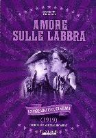 La copertina di Amore sulle labbra (dvd)