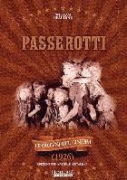 La copertina di Passerotti (dvd)