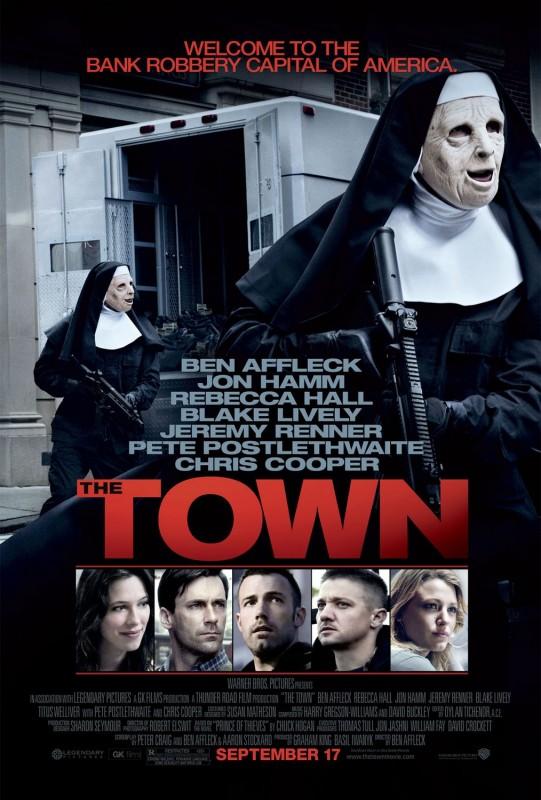 Un poster del film The Town