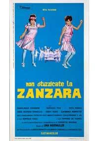 La copertina di Non stuzzicate la zanzara (dvd)