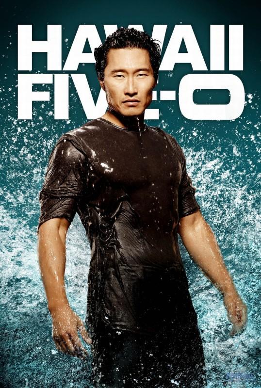 Character Poster di Hawaii Five-0 per il personaggio di Daniel Dae Kim