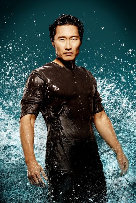 Daniel Dae Kim in una foto promozionale di Hawaii Five-0