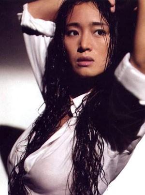 foto promozionale di Gong Li.