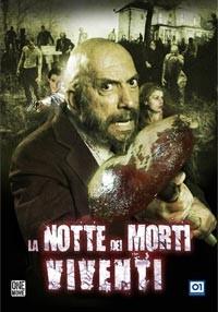 La copertina di La notte dei morti viventi (dvd)