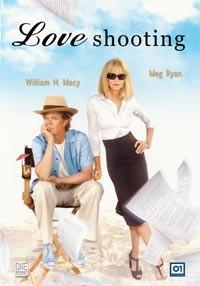 La copertina di Love Shooting (dvd)