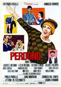 La copertina di Perdono (dvd)