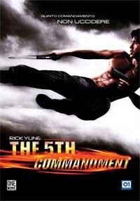 La copertina di The Fifth Commandment (dvd)