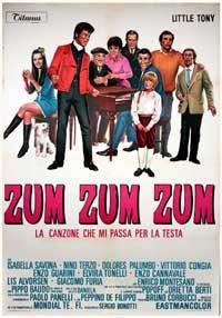 La copertina di Zum zum zum - La canzone che mi passa per la testa (dvd)