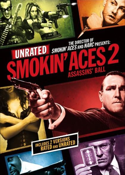 Locandina del film Smokin\' Aces 2: Assassins\' Ball
