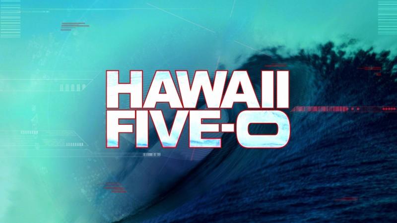 Poster con sviluppo orizzontale della nuova serie Hawaii Five-0