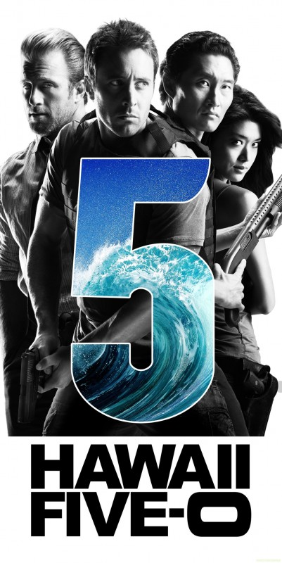 Primo poster promozionale della nuova serie Hawaii Five-0