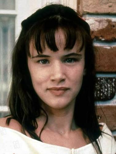 Una giovane Juliette Lewis