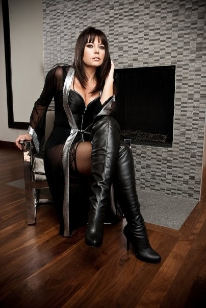 Una sexy Musetta Vander