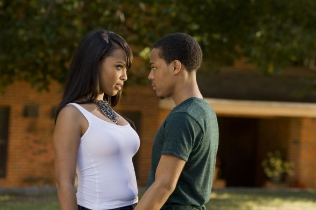 Bow Wow e Teairra Mari nel film Lottery Ticket (2010)