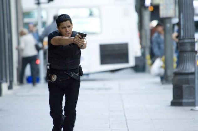 Jay Hernandez nel film Takers